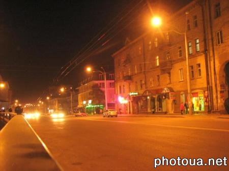 Night  Rivne