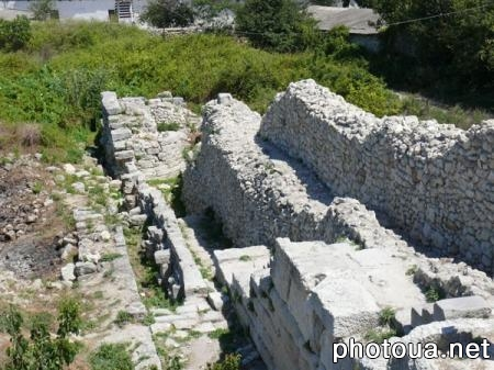 Chersonesos Defensive wall