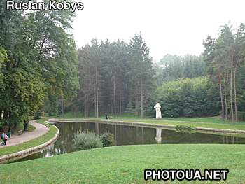 Uman. The National Dendrological park