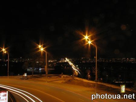 Київ нічні вулиці
