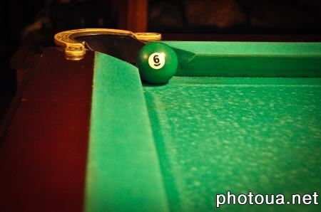 Rivne, Ukraine Billiard-table