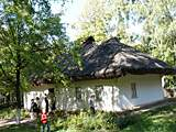 Pereyaslav-Khmelnitsky. museum of Folk Life and Architecture. House of potter. 19 cent.