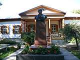 Pereyaslav-Khmelnitsky Monument to Taras Shevchenko and Museum of Taras Shevchenko.