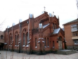 Zhitomir Former Lutheran, now Baptist Church, Zhitomir (1896)