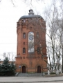 Zhitomir Old Water tower.