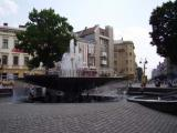 Ivano-Frankivsk Fountain