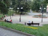 Ivano-Frankivsk At the Park