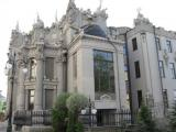 Kyiv House with Chimaeras